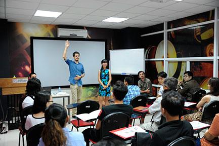 международная школа кино в сайгоне